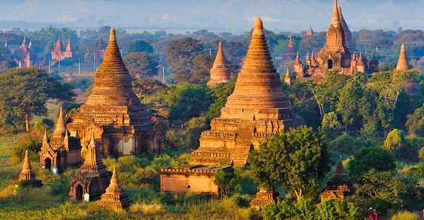 Những điểm du lịch tâm linh ở châu Á dịp đầu năm - 2