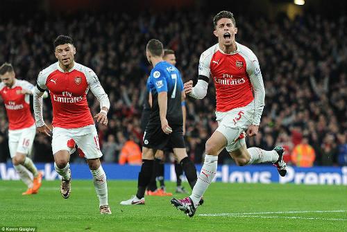 Tiêu điểm V19 NHA: Mùa đông không lạnh với Arsenal - 1