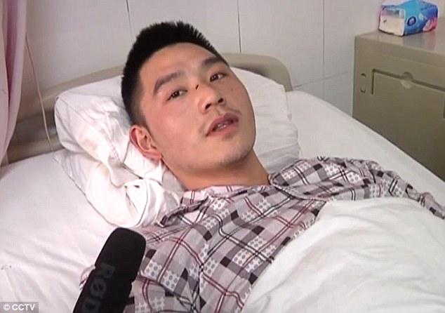 Chàng trai nhập viện sau khi đỡ cô gái rơi từ tầng 11 - 3