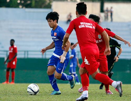Những cột mốc đặc biệt của bóng đá Việt Nam 2016 - 1