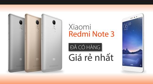 Giải mã cơn sốt Xiaomi Redmi Note 3 giá 3 triệu đồng - 4