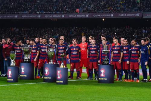 Barca & mục tiêu năm 2016: Trên đỉnh cao danh vọng - 1