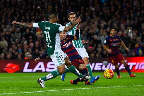 Barca & mục tiêu năm 2016: Trên đỉnh cao danh vọng - 2