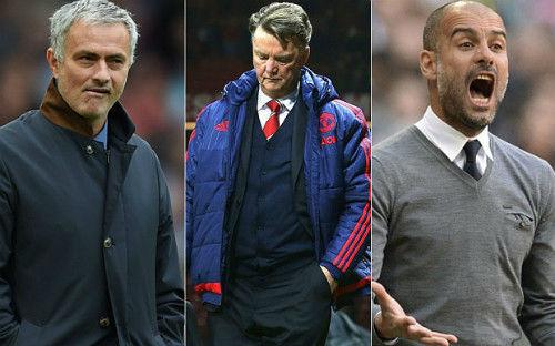 MU - Van Gaal, Mourinho: Và rồi chẳng còn ai - 2