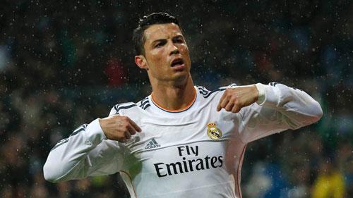 Bàn thắng đẹp nhất của Ronaldo 2015 - 1