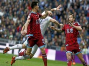 Bóng đá - Real trận thứ hai liên tiếp bị nghi được trọng tài giúp