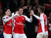 Bóng đá - Tiêu điểm V19 NHA: Mùa đông không lạnh với Arsenal
