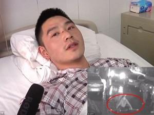 Bạn trẻ - Cuộc sống - Chàng trai nhập viện sau khi đỡ cô gái rơi từ tầng 11