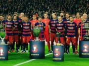 Bóng đá - Barca & mục tiêu năm 2016: Trên đỉnh cao danh vọng