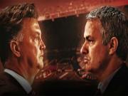 Bóng đá - MU - Van Gaal, Mourinho: Và rồi chẳng còn ai