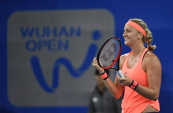 Tin thể thao HOT 1/10: Halep dừng bước ở Wuhan Open - 1