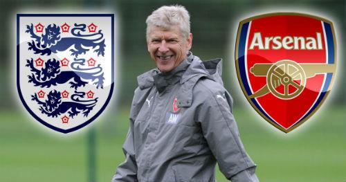Wenger xác nhận có thể dẫn dắt ĐT Anh trong tương lai - 1