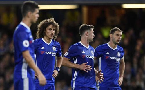 Chelsea sa sút, HLV Conte muốn có cây đũa thần - 1