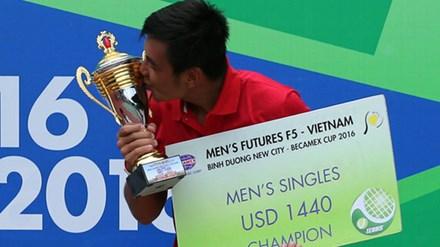 Vietnam Open 2016: Hy vọng nào cho quần vợt Việt Nam? - 1