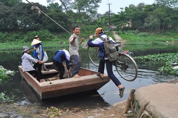 """""""Làng đu dây"""" ở Hà Nội đổi đời sau gần thế kỷ - 1"""