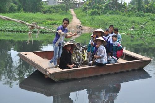 """""""Làng đu dây"""" ở Hà Nội đổi đời sau gần thế kỷ - 2"""