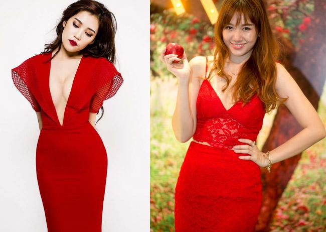 Milan Phạm được đánh giá có vẻ ngoài sexy hơn hẳn so với tình cũ Hari Won của Tiến Đạt. & nbsp;