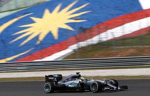 F1 - Chạy thử Malaysian GP: Hamilton lấy lại sự tự tin - 1