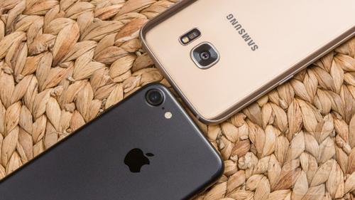 So sánh ảnh chụp từ camera iPhone 7 với Galaxy S7 Edge - 1