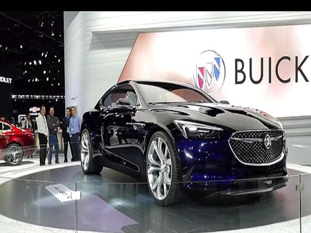 Xe Buick Envision của Trung Quốc đạt chứng nhận Top Satefy PICK+ - 1