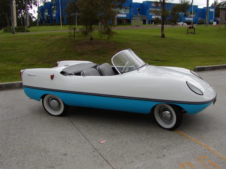 Top 15 mẫu xe nhỏ nhất trên thế giới (P2) - 3