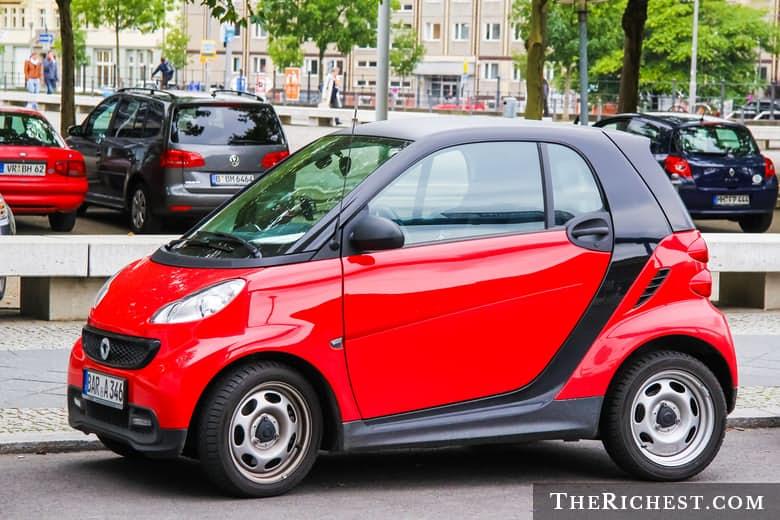 Top 15 mẫu xe nhỏ nhất trên thế giới (P2) - 5
