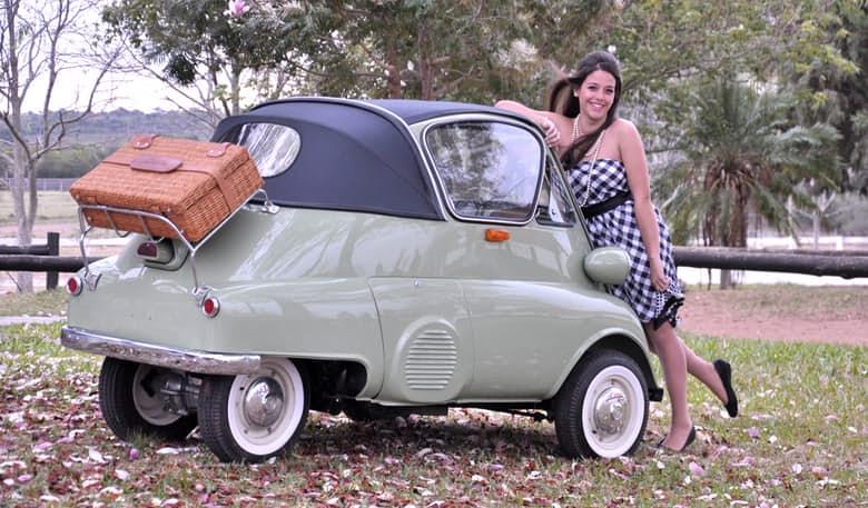 Top 15 mẫu xe nhỏ nhất trên thế giới (P2) - 7