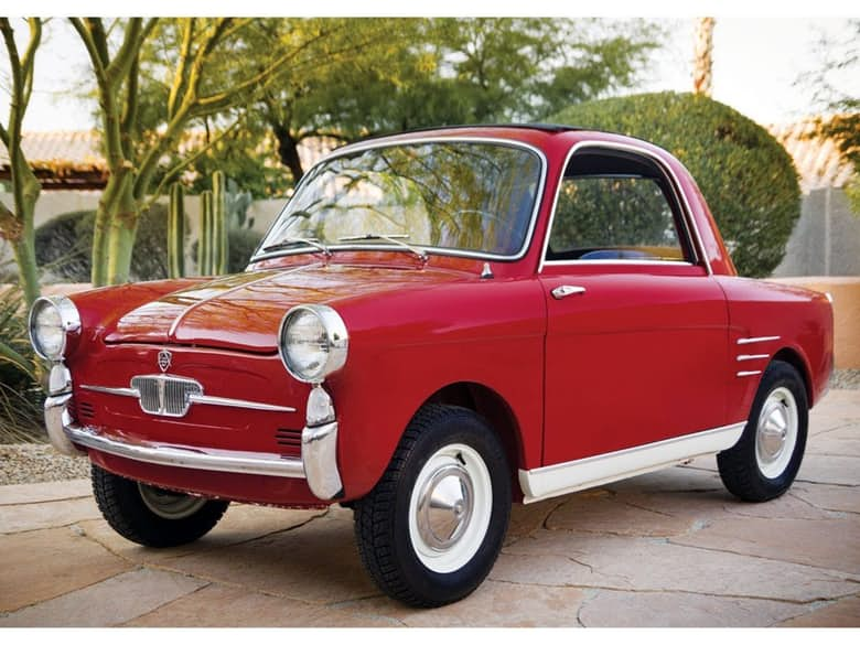 Top 15 mẫu xe nhỏ nhất trên thế giới (P2) - 6