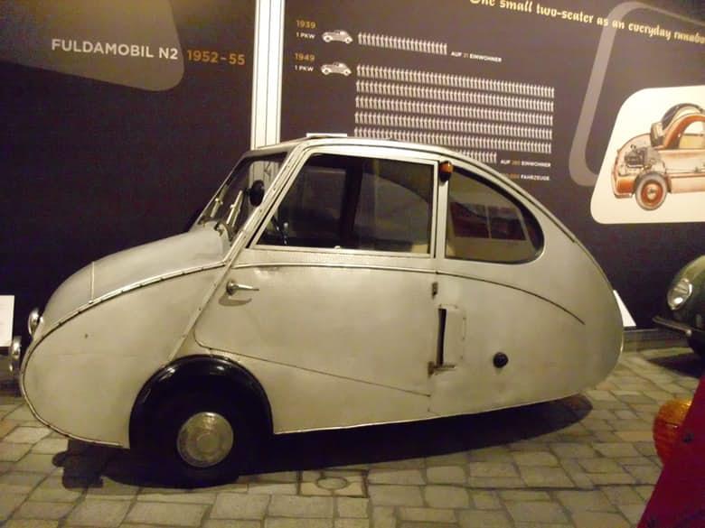 Top 15 mẫu xe nhỏ nhất trên thế giới (P2) - 4
