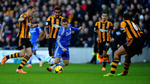 """Hull City – Chelsea: """"Trút giận"""" lên đối thủ - 1"""