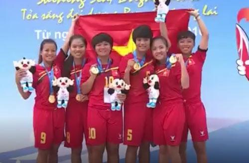 Bảng xếp hạng ABG ngày 6: Việt Nam giành 100 huy chương - 2