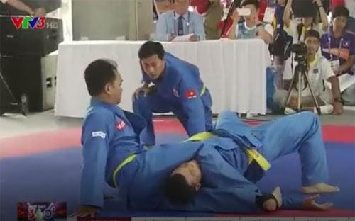 Bảng xếp hạng ABG ngày 6: Việt Nam giành 100 huy chương - 1