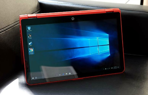 """HP Pavilion X360 15,6 inch: giá """"mềm"""", thiết kế đẹp - 2"""