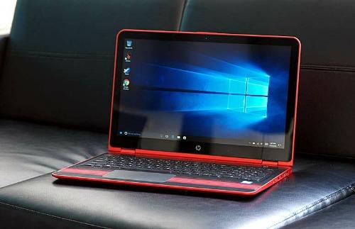 """HP Pavilion X360 15,6 inch: giá """"mềm"""", thiết kế đẹp - 1"""