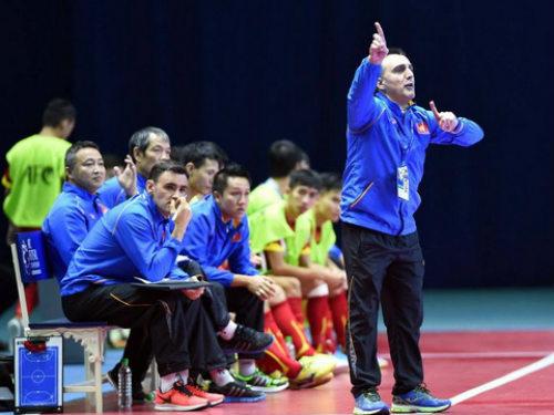 Mất 'phù thủy' Bruno, Futsal Việt Nam gặp khó! - 1