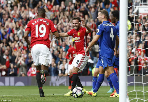 MU – Mourinho: Tạt cánh đánh đầu vẫn là chủ đạo - 1