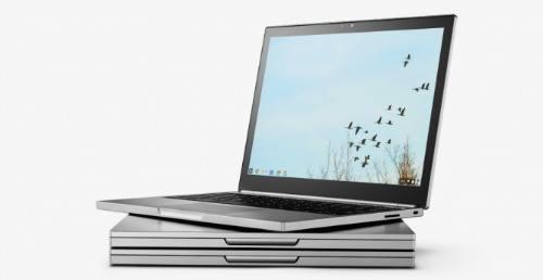 """Google sắp """"trình làng"""" laptop 2 trong 1 siêu mỏng - 1"""