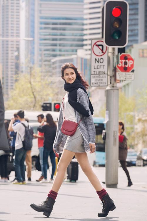 Top 4 Next Top Model tung ảnh đẹp phát hờn ở Úc - 7