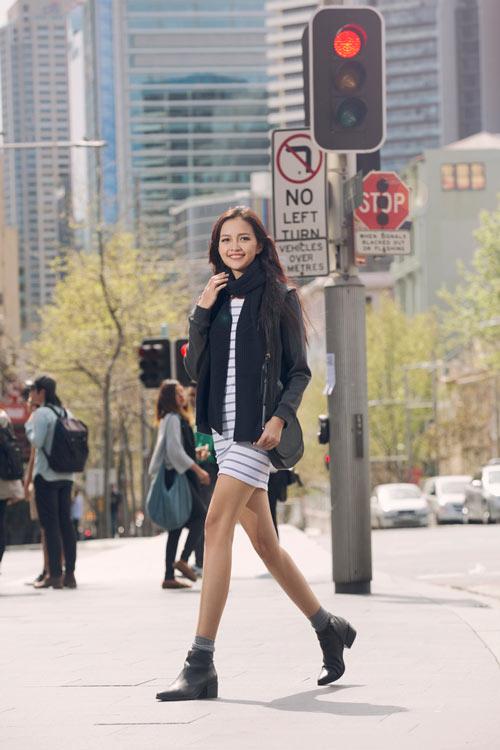 Top 4 Next Top Model tung ảnh đẹp phát hờn ở Úc - 6