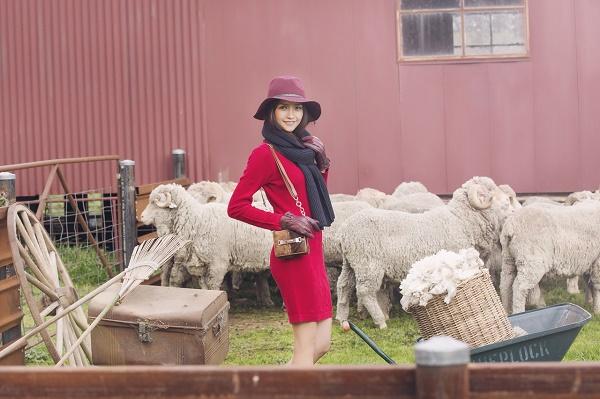 Top 4 Next Top Model tung ảnh đẹp phát hờn ở Úc - 4