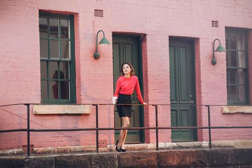 Top 4 Next Top Model tung ảnh đẹp phát hờn ở Úc - 14