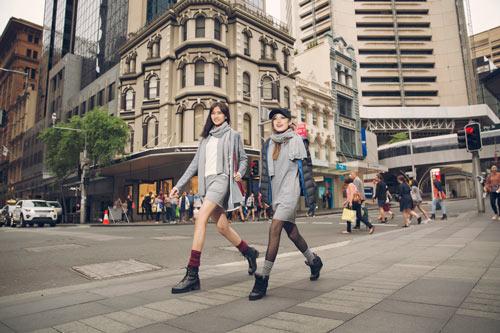 Top 4 Next Top Model tung ảnh đẹp phát hờn ở Úc - 11