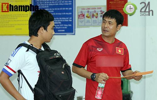 Kỹ sư thử việc ĐT Việt Nam hồi hộp chờ HLV Hữu Thắng - 1