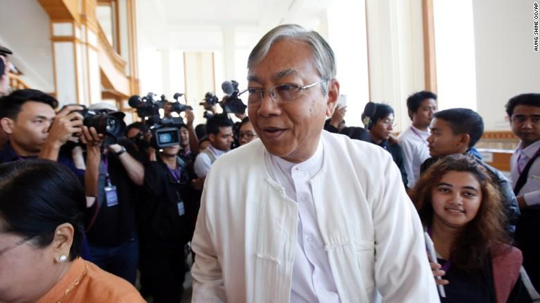 Myanmar: Chửi tổng thống trên Facebook, phạt tù 9 tháng - 1