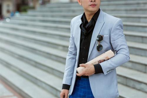 Phong cách sành điệu, nổi bật của quý ông 8X Sài Thành - 11