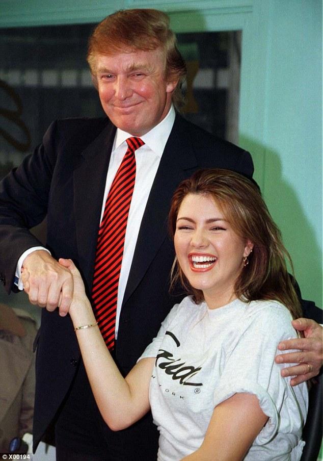 Cuộc đời thị phi của hoa hậu bị Donald Trump sỉ nhục - 1