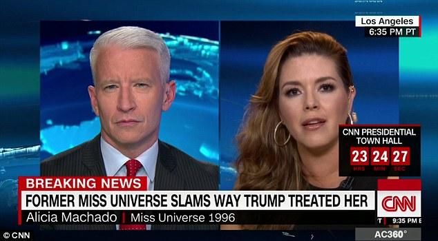 Cuộc đời thị phi của hoa hậu bị Donald Trump sỉ nhục - 5