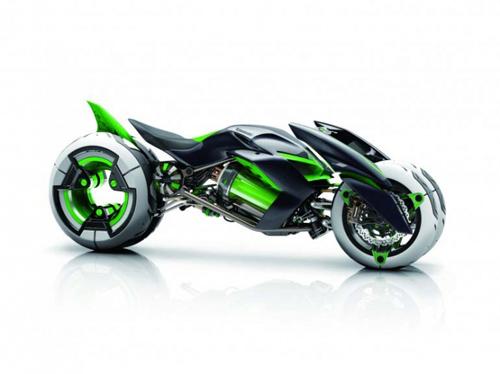 Diện kiến 7 mẫu mô tô tương lai siêu khủng - 4