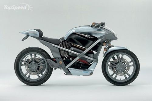 Diện kiến 7 mẫu mô tô tương lai siêu khủng - 5