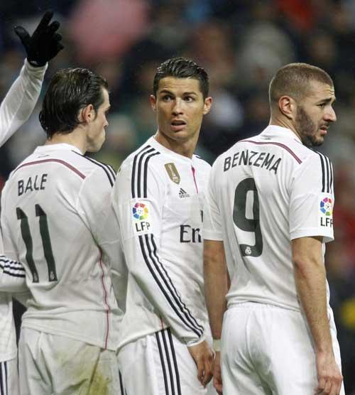 """Fan Real đòi """"phá"""" tam tấu BBC, """"trảm"""" Ramos - 1"""